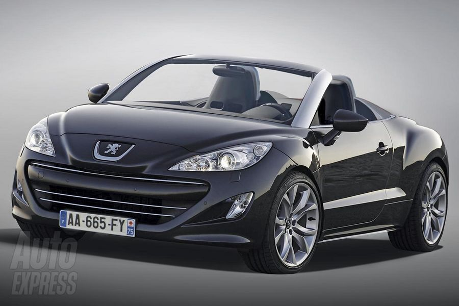 peugeot rc z cabrio. Black Bedroom Furniture Sets. Home Design Ideas