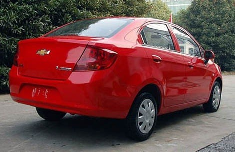 Chevrolet Sail chico2
