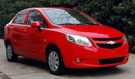 Chevrolet Sail chico3