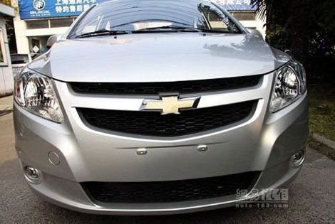 Chevrolet Sail chico4