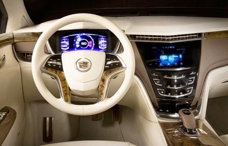 Cadillac XTS Platinum Concept chico2