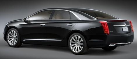 Cadillac XTS Platinum Concept chico3