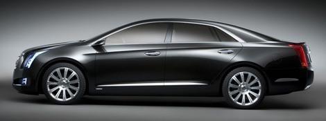 Cadillac XTS Platinum Concept chico4
