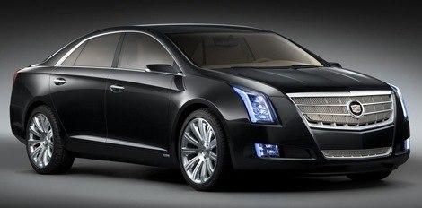 Cadillac XTS Platinum Concept chico6