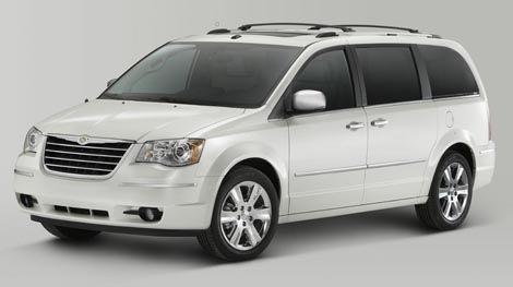 Chrysler VOYAGER chico
