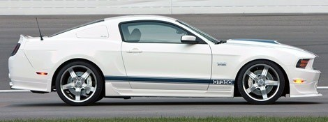 Ford Mustang Shelby GT350 2011 chico2