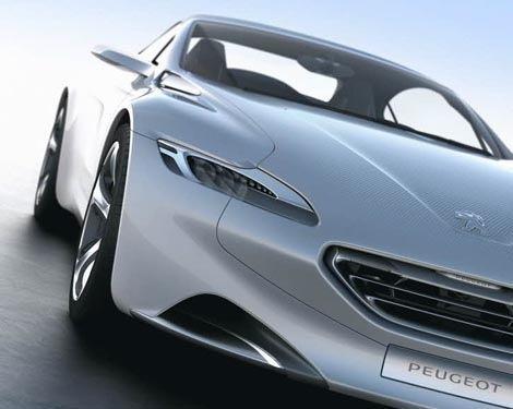 Peugeot SR1 Concept Car chico2