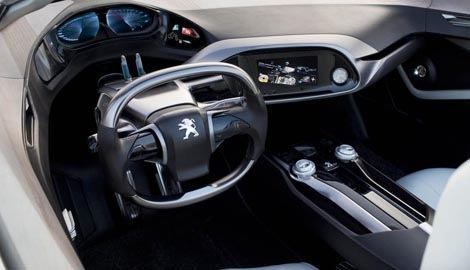 Peugeot SR1 Concept Car chico3