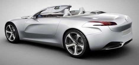 Peugeot SR1 Concept Car chico4