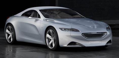 Peugeot SR1 Concept Car chico6