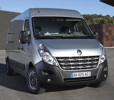 Renault Master 2010 chico