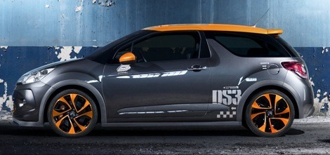 Citroën DS3 Racing chico3