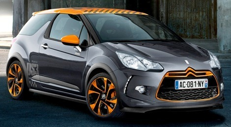 Citroën DS3 Racing chico5