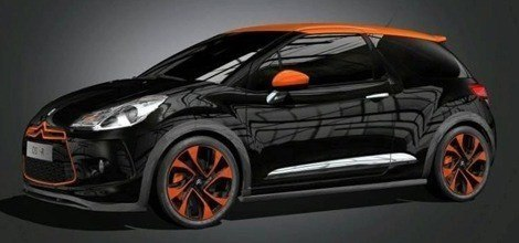 Citroen DS3 Racing 2011, primeros datos