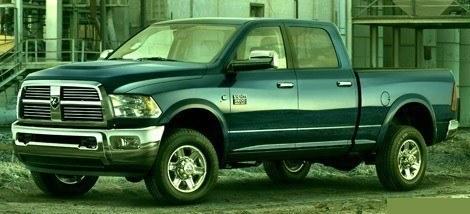 Chrysler desarrolla una Ram híbrida y anuncia el fin de la Dakota en el 2011