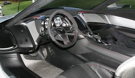 Chevrolet Corvette Stingray Concept 1