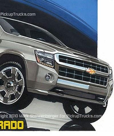 Chevrolet Silverado 1500 2013 chico