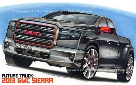 GMC Sierra 1500 2013 2