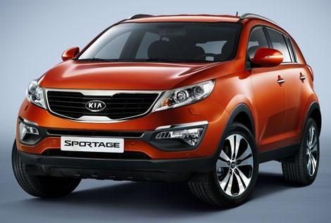 Kia Sportage 2010 chico5
