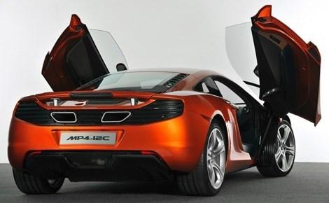 McLaren MP4-12C chico5