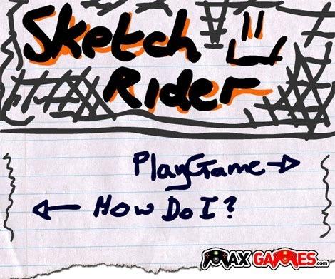 Sketch Rider grande