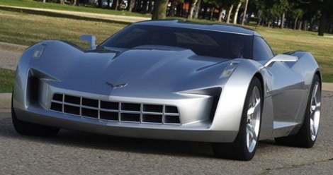 Corvette Stingray Engine Specs on