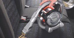 Mejores aspiradores para el coche