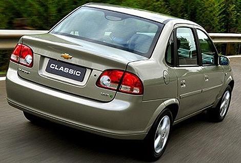 Chevrolet Corsa Classic chico3
