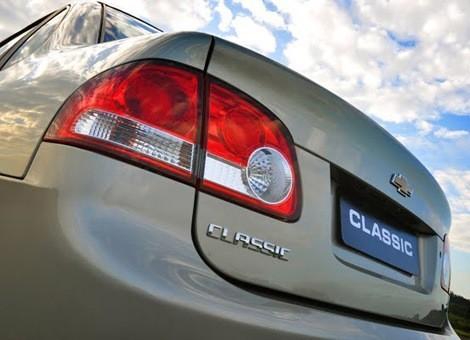 Chevrolet Corsa Classic chico5