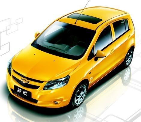 Chevrolet Sail Hatchback chico4