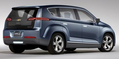 Chevrolet Volt MPV5 Concept chico2
