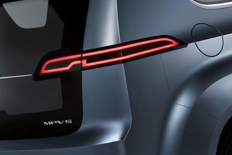 Chevrolet Volt MPV5 Concept chico4