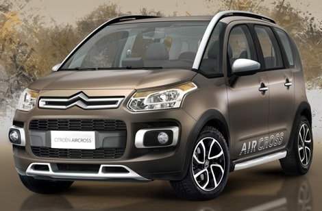 Citroën Aircross chico1