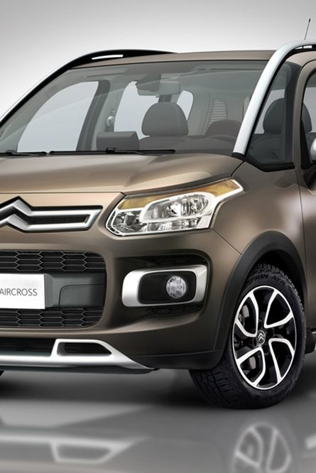 Citroën Aircross chico4