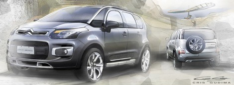 Citroën Aircross chico5