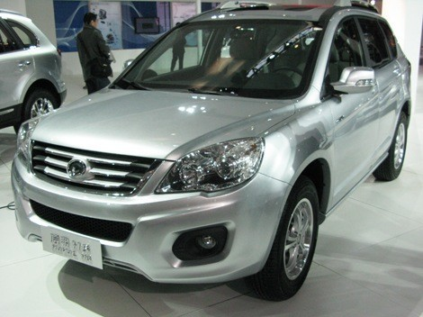 Great Wall Haval H6 chico1