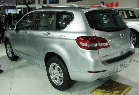 Great Wall Haval H6 chico2