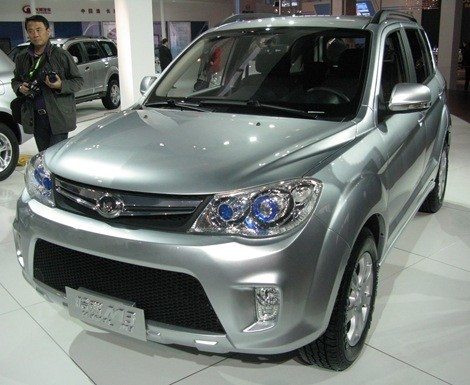 Great Wall Haval M3 chico1