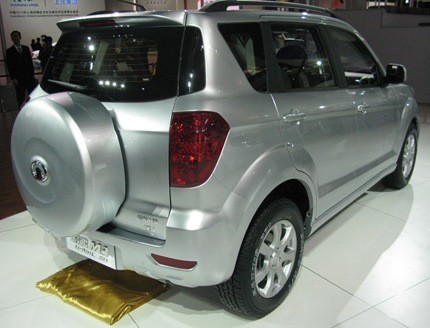 Great Wall Haval M3 chico2