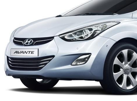 Hyundai Avante 2010 chico1