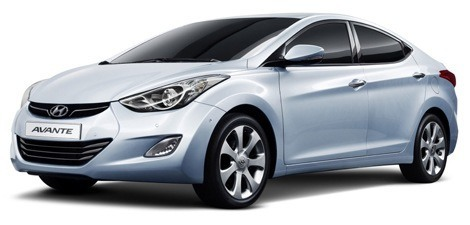 Hyundai Avante 2010 chico5