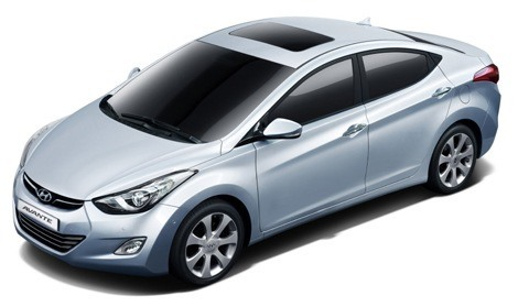 Hyundai Avante 2010 chico6
