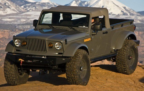 Jeep NuKizer 715 chico