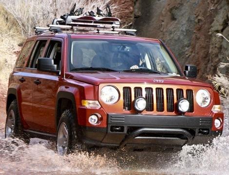 Jeep Patriot Extreme chico
