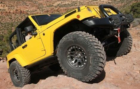 Jeep Wrangler Trail Boss chico