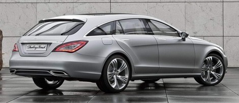 Mercedes-Benz CLS Shooting Break Concept chico1