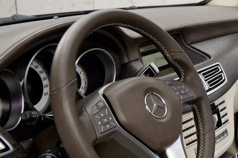 Mercedes-Benz CLS Shooting Break Concept chico11