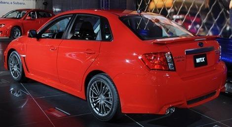 Subaru Impreza WRX 2011 chico2