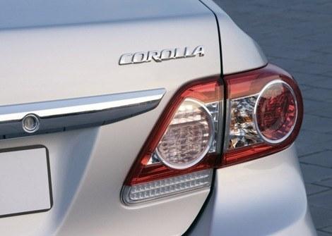 Toyota Corolla Sedán chico1