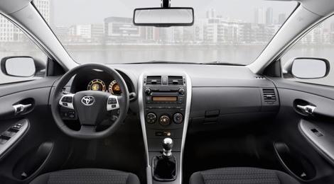 Toyota Corolla Sedán chico3